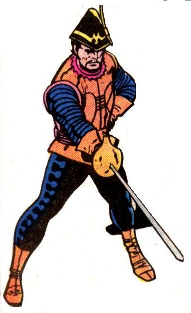 Tyr of the Blinding Blade (Earth-616)
