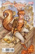 Unbeatable Squirrel Girl Vol 1 1 Oum Variant