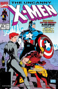 Uncanny X-Men Vol 1 268