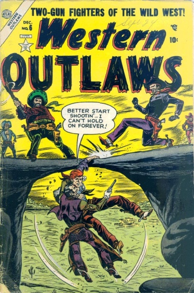 Western Outlaws Vol 1 6