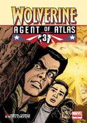 Wolverine Agent of Atlas Vol 1 3