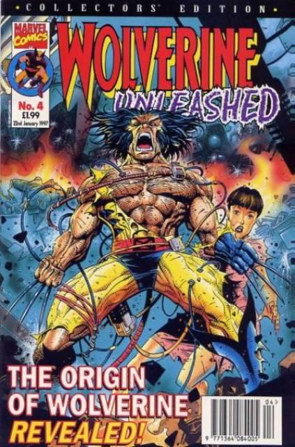Wolverine Unleashed Vol 1 4