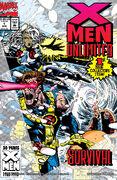 X-Men Unlimited Vol 1 1