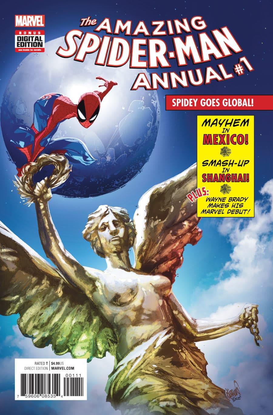 Amazing Spider-Man Annual Vol 3 1