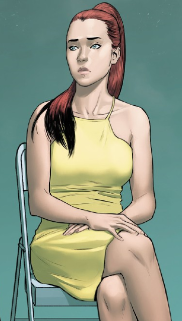 Anna Brisson (Earth-616)