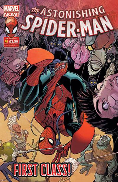 Astonishing Spider-Man Vol 5 41
