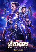Avengers Endgame poster 040