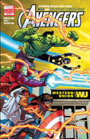 Avengers Featuring Hulk & Nova Vol 1 2