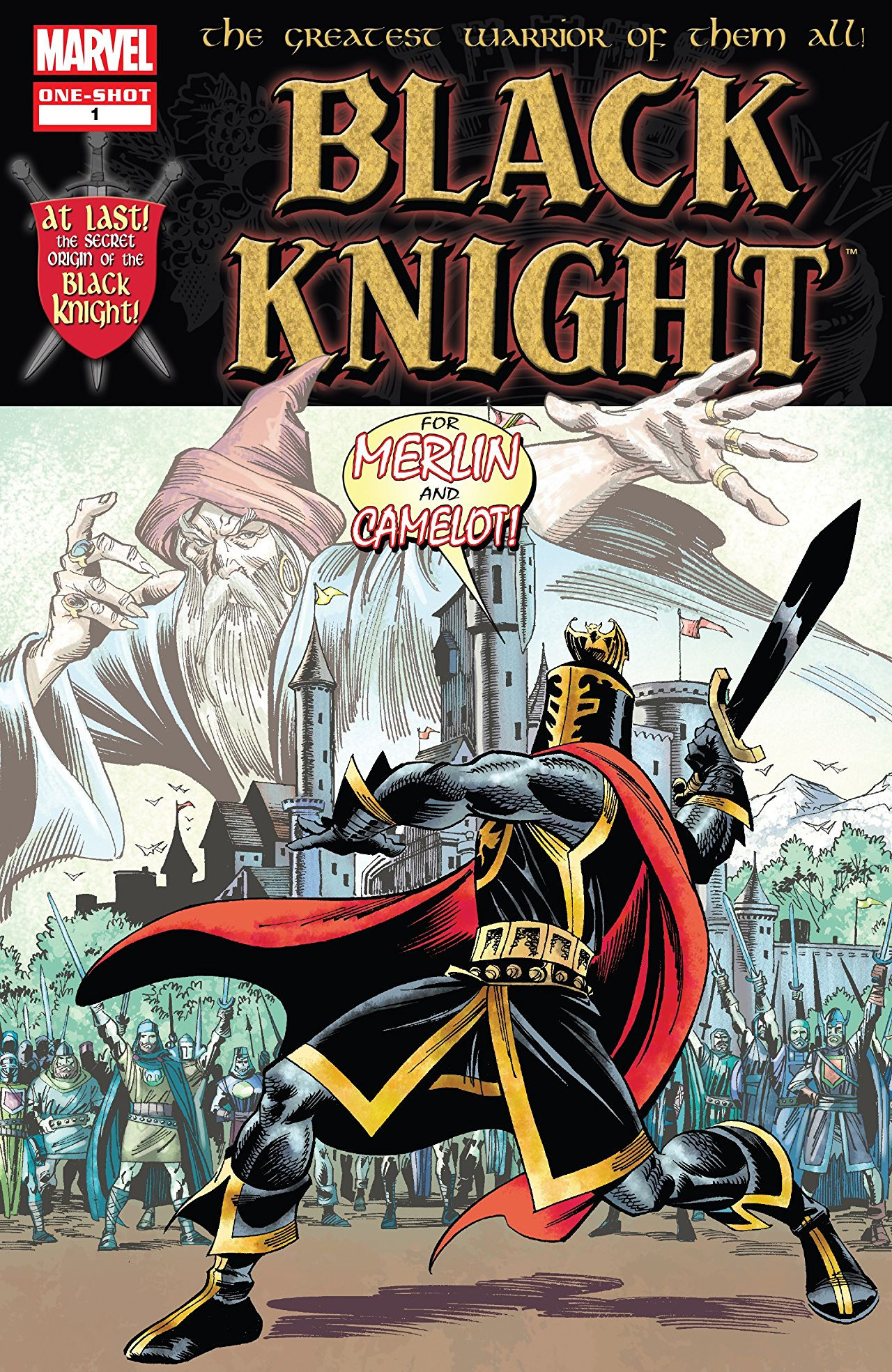 Black Knight (MDCU) Vol 1 1