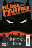 Black Panther The Most Dangerous Man Alive! Vol 1 529