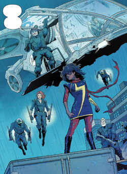 Child Hero Reconnaissance and Disruption Law Enforcement (Earth-616) from Magnificent Ms. Marvel Vol 1 15 0001.jpg