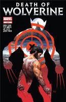 Death of Wolverine Vol 1 1