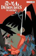 Demon Days Mariko Vol 1 1 Veregge Variant