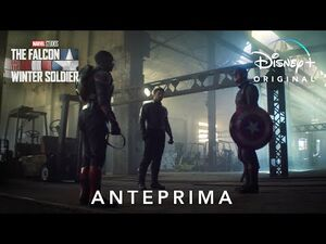 Disney+ - The Falcon and The Winter Soldier - Contenuto in Anteprima