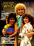 Doctor Who Magazine Vol 1 115