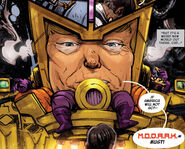 Donald Trump (Earth-65) from Spider-Gwen Annual Vol 1 1 0003