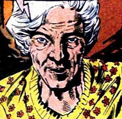 Elizabeth Dawes (Earth-616)