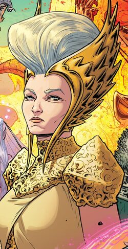 Freyja Freyrdottir (Earth-616) from Mighty Thor Vol 3 1 cover 001.jpg