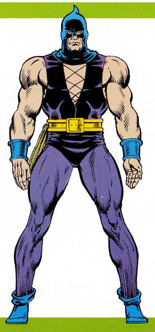 Harlan Krueger (Earth-616)