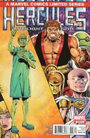 Hercules Twilight of a God Vol 1 3