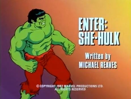 Incredible Hulk (1982 animated series) Season 1 11