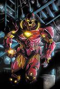 Iron Man Vol 3 52 Textless