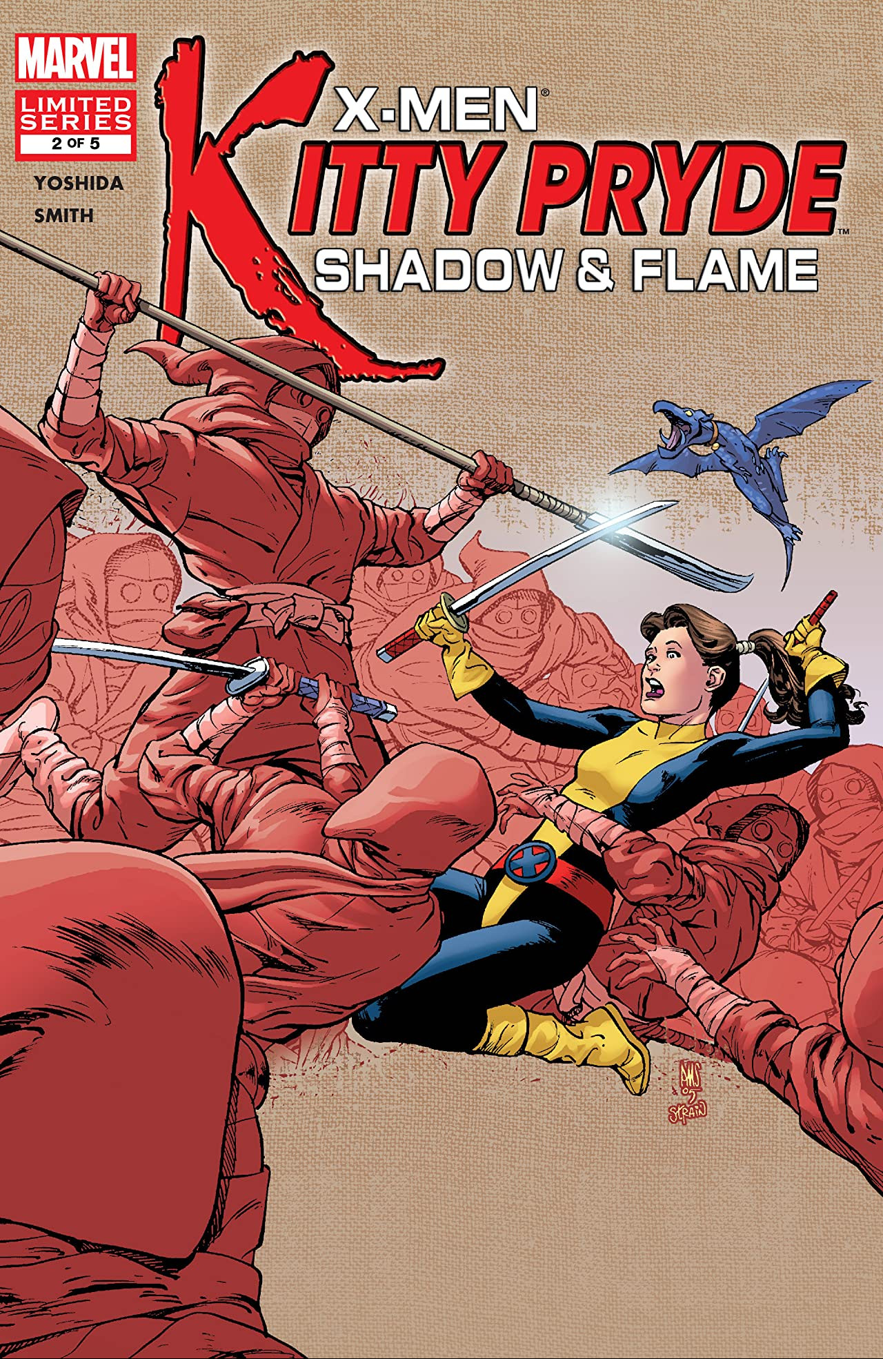 X-Men: Kitty Pryde - Shadow & Flame Vol 1 2
