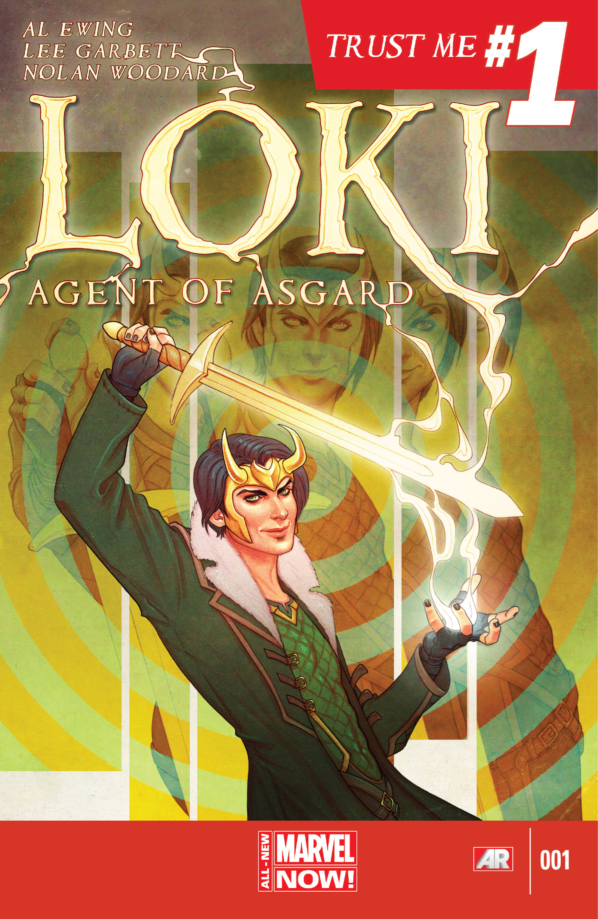 Loki: Agent of Asgard Vol 1 1