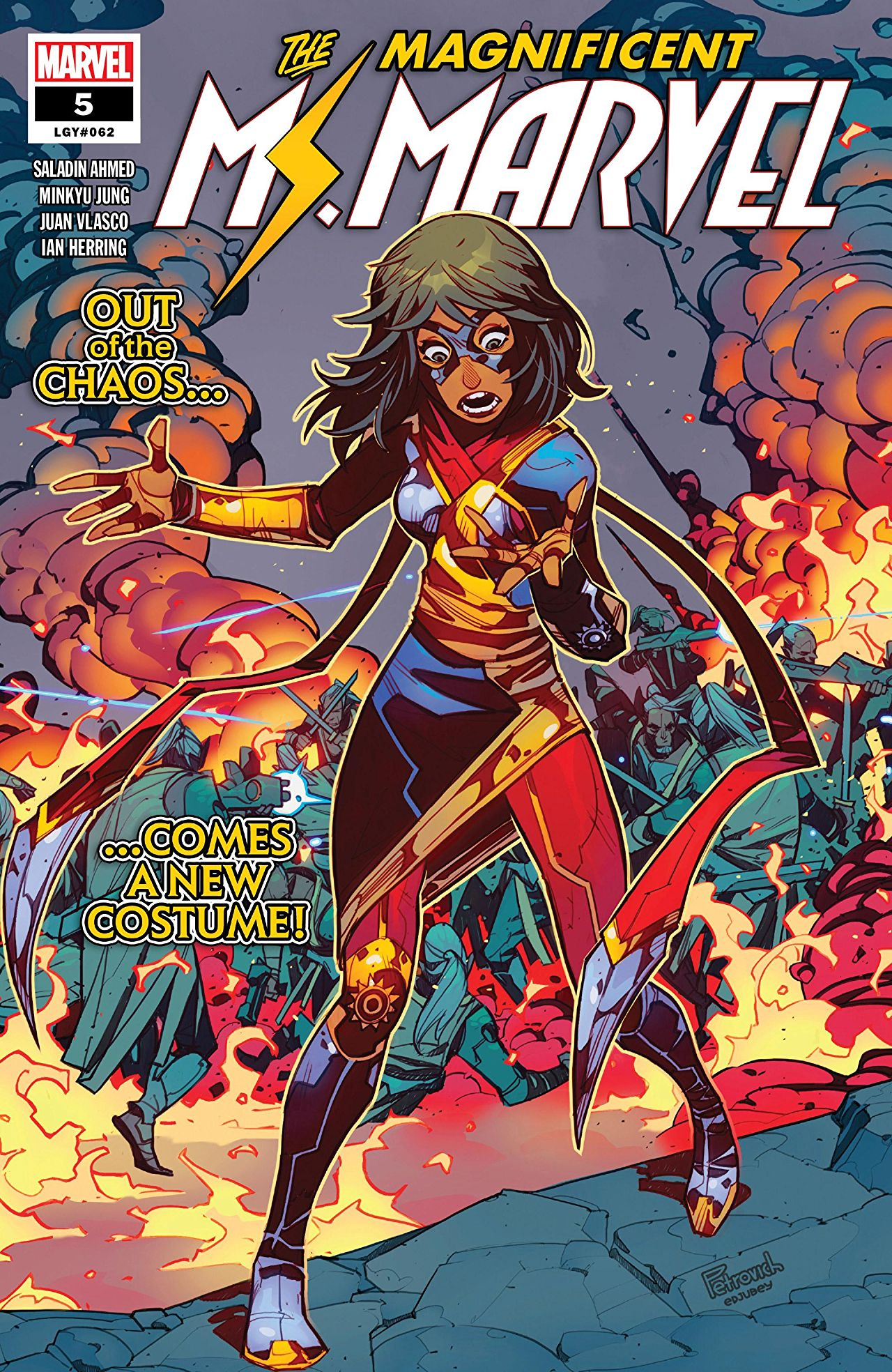 Magnificent Ms. Marvel Vol 1 5