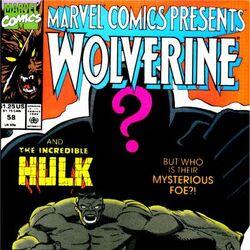 Marvel Comics Presents Vol 1 58