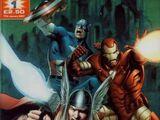 Marvel Legends (UK) Vol 1