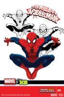 Marvel Universe Ultimate Spider-Man Vol 1 26