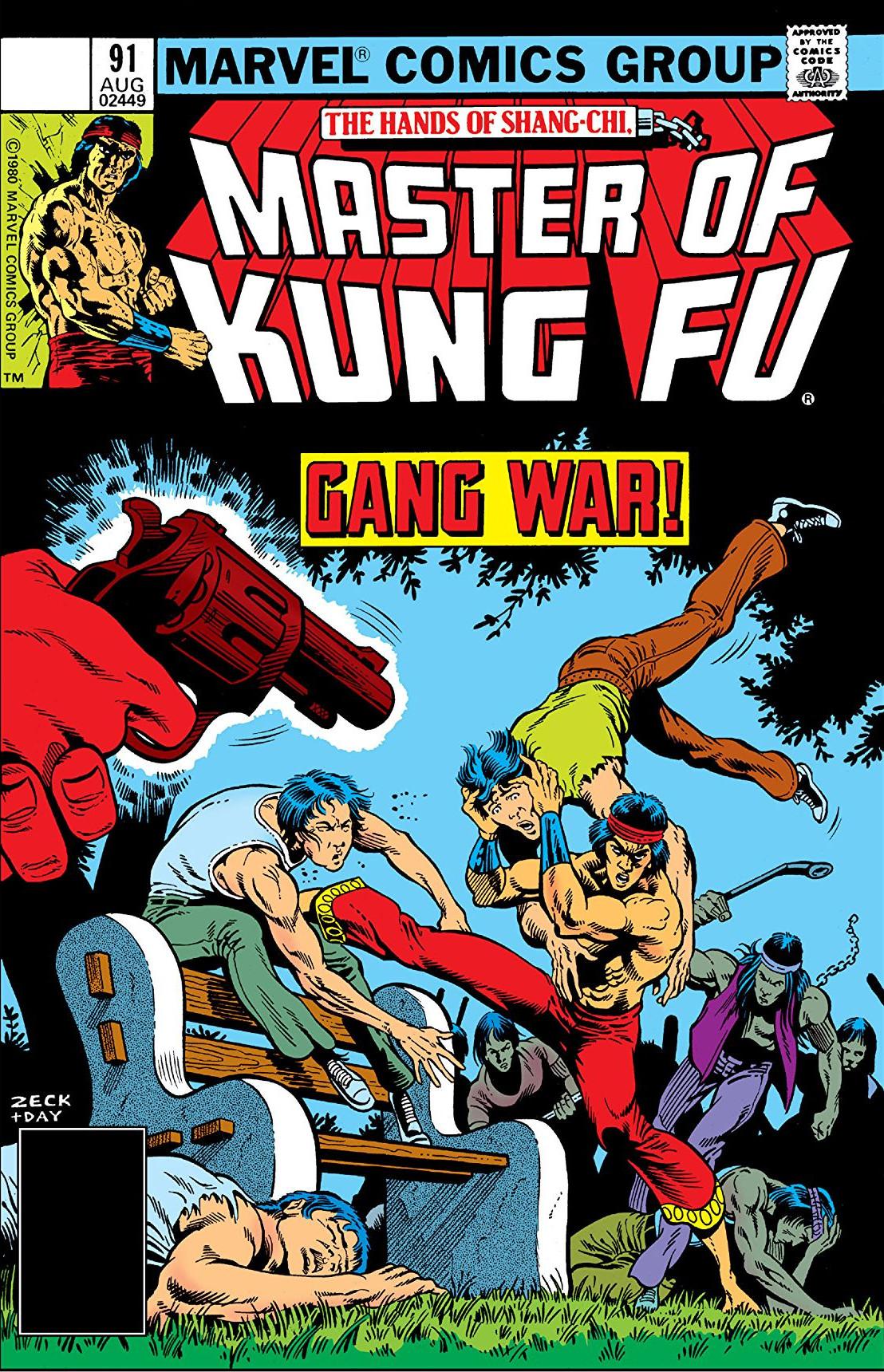 Master of Kung Fu Vol 1 91