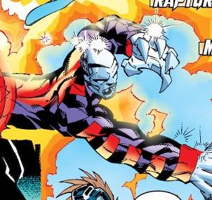 Mercury (Cerebro's X-Men) (Earth-616)