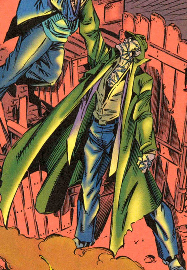 Michael Black (Earth-616)