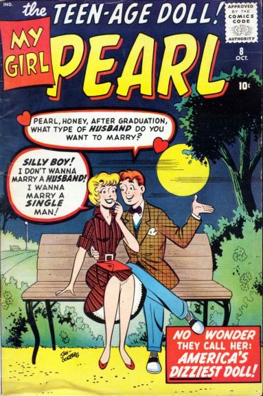 My Girl Pearl Vol 1 8