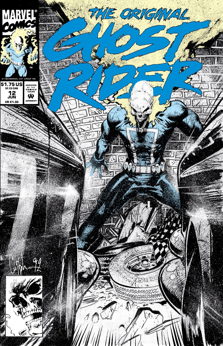 Original Ghost Rider Vol 1 12