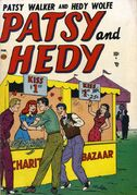 Patsy and Hedy Vol 1 1