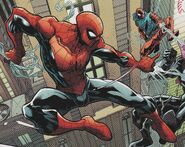 Peter Parker (Earth-616) from Amazing Spider-Man Vol 3 1 002