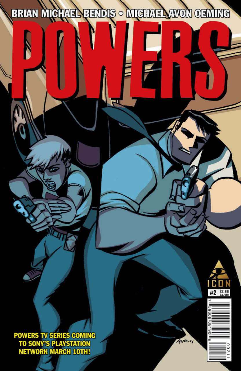 Powers Vol 3 2