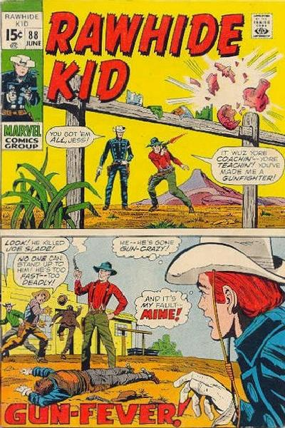 Rawhide Kid Vol 1 88