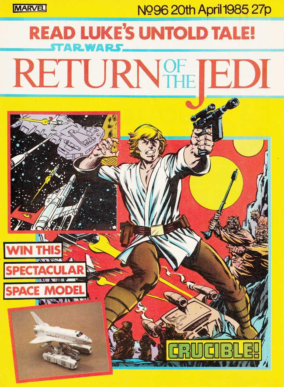 Return of the Jedi Weekly (UK) Vol 1 96