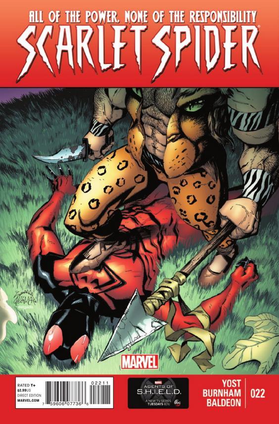Scarlet Spider Vol 2 22