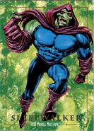 Sleepwalker (Earth-616) from Marvel Masterpieces Trading Cards 1992 0001