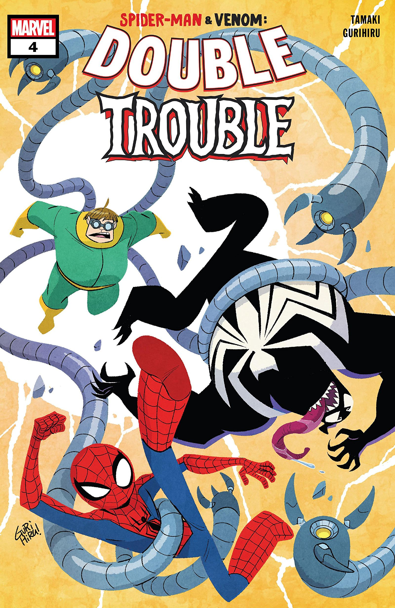 Spider-Man & Venom: Double Trouble Vol 1 4