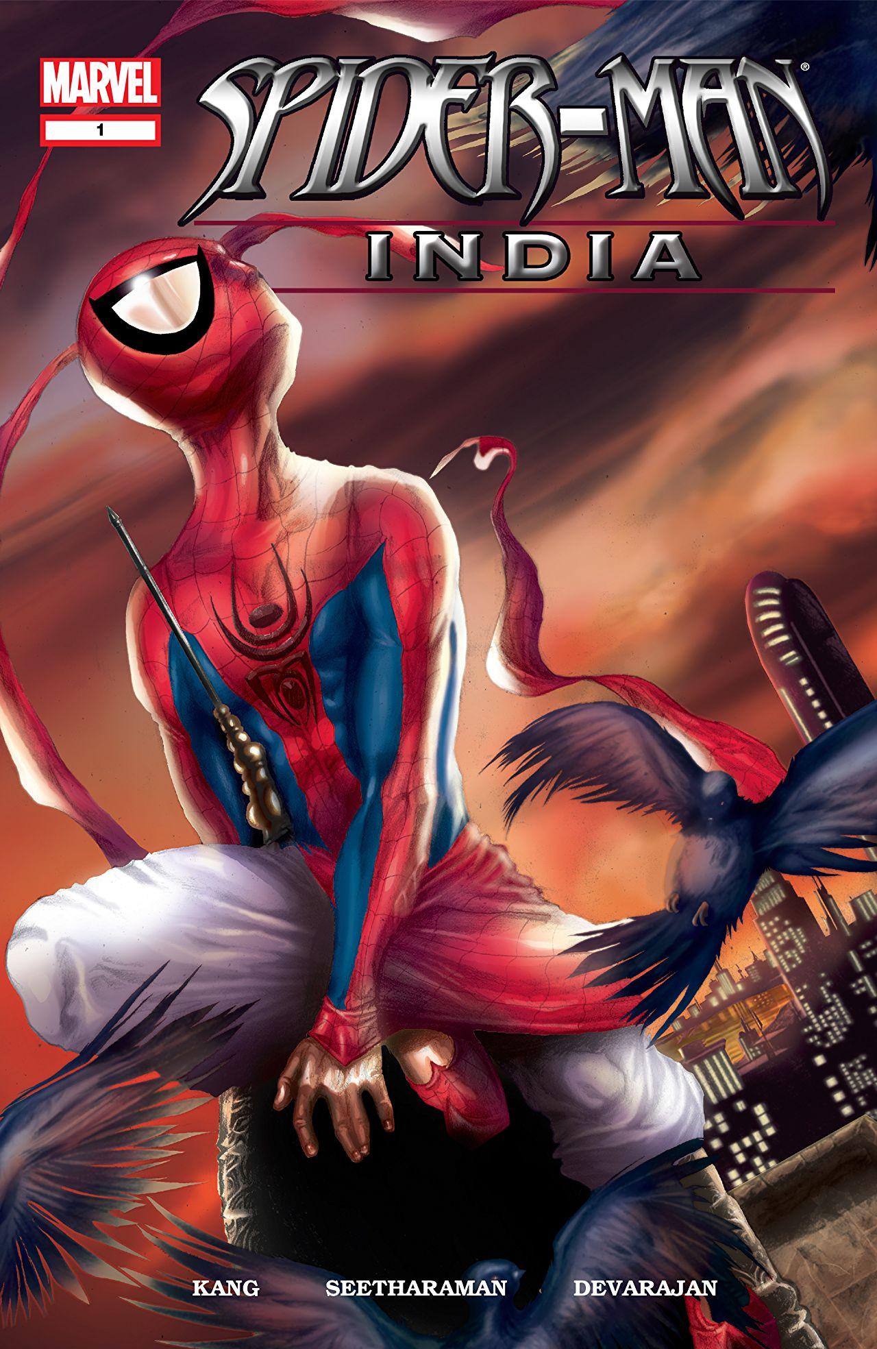 Spider-Man: India Vol 1 1