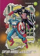 Steven Rogers and Jonathan Walker (Earth-616) from Marvel Universe Cards Series III 0001