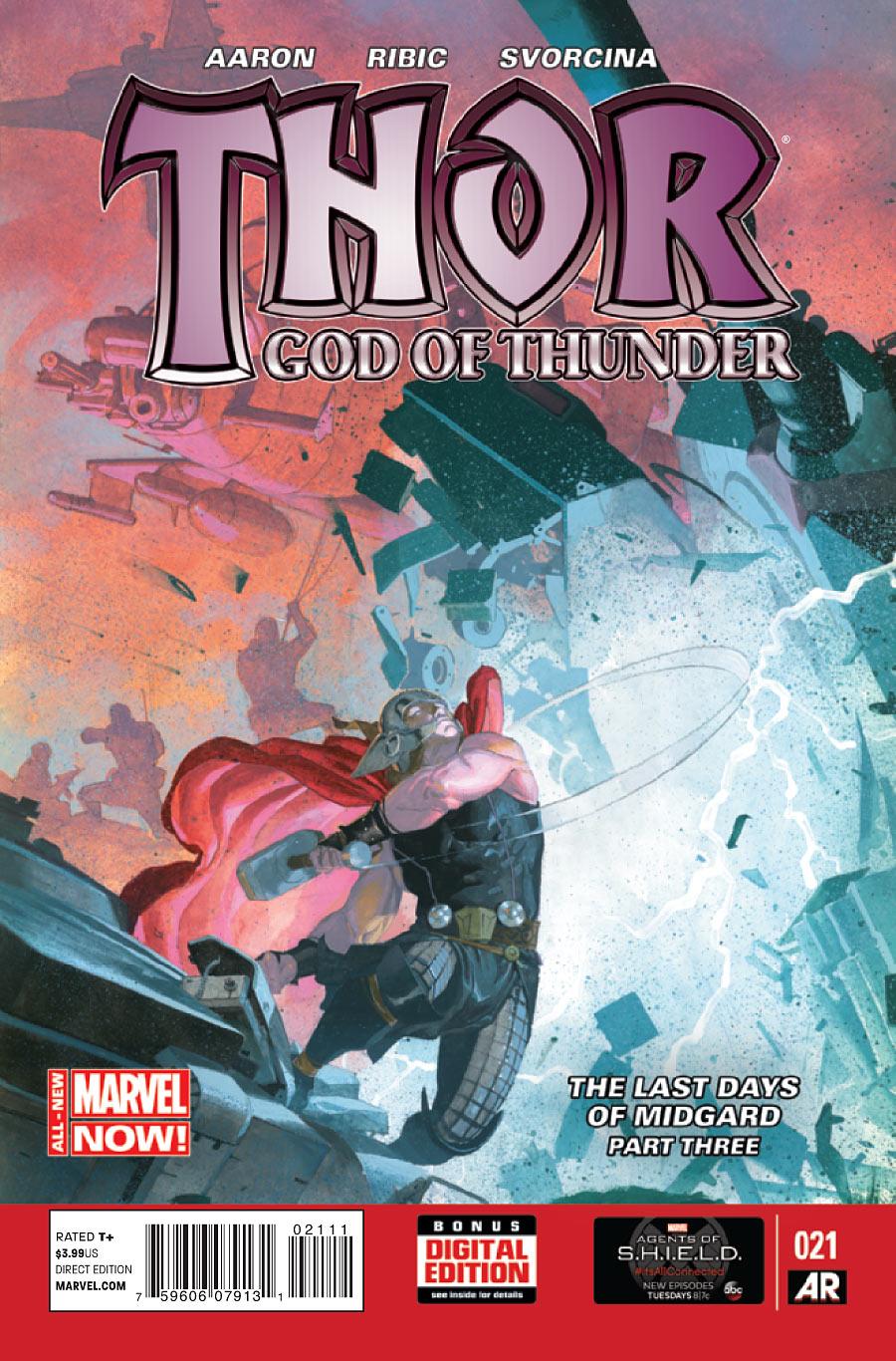 Thor: God of Thunder Vol 1 21
