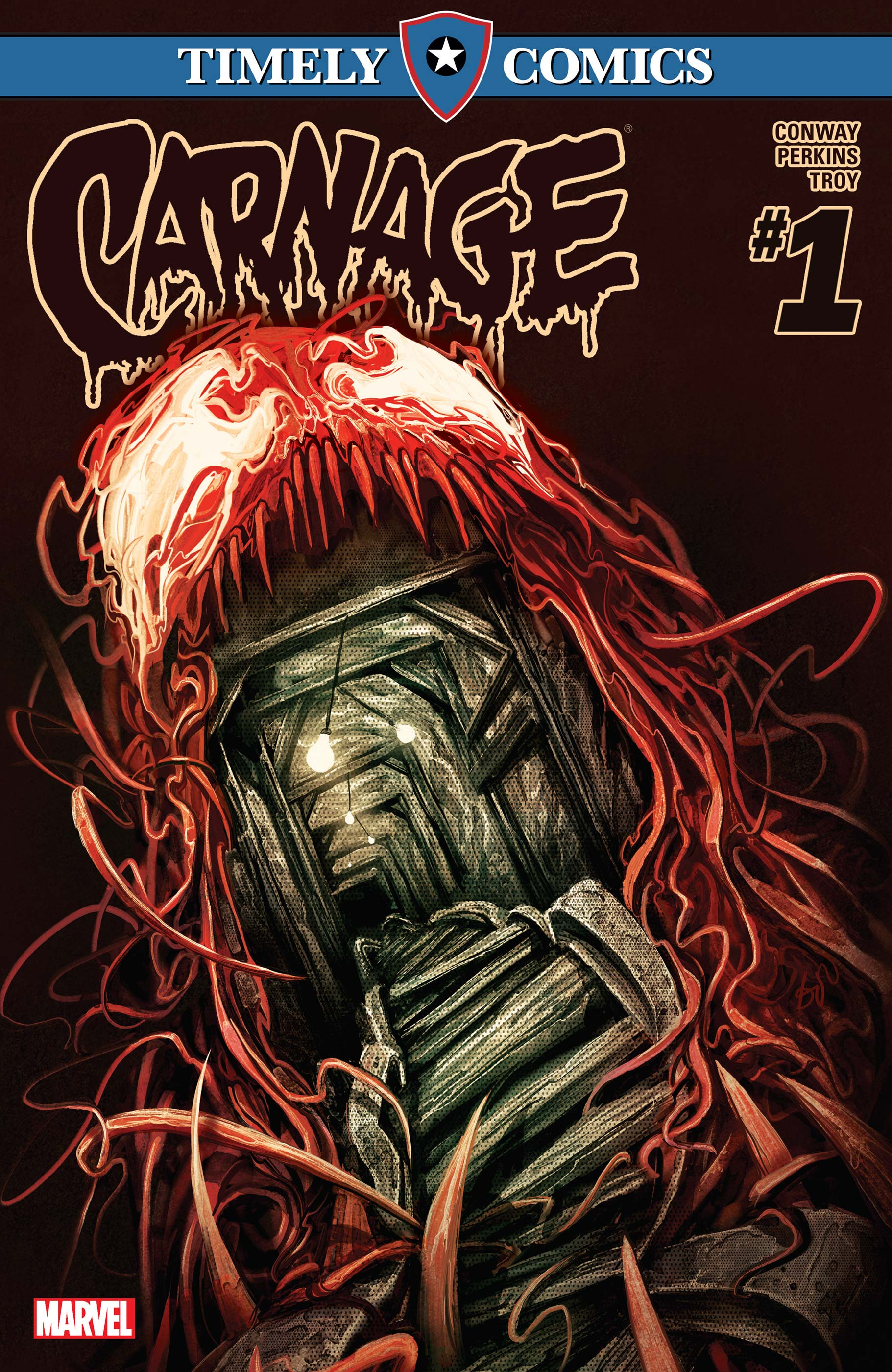 Timely Comics: Carnage Vol 1