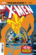 True Believers X-Men - Havok Vol 1 1